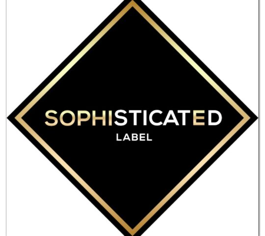 SOPHIsticatEd label