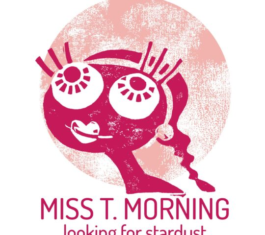 Miss T. Morning looking for stardust
